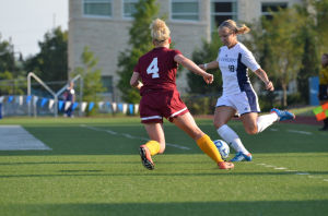 Ichabod soccer recovers from a loss to gain first win of the season