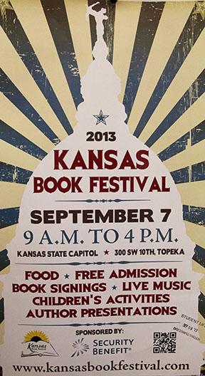 Kansas Book Festival, a