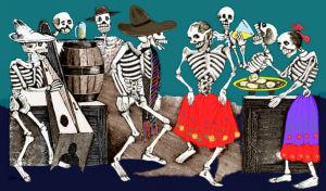 Festival celebrates the dead