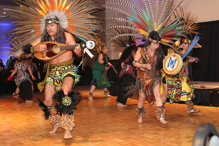 The Huitzilopotchli Aztec Dancers will perform the Aztec Dance on the north side of the Memorial Union on Oct. 17, from noon to 12:45 p.m. The dancers are members of Azteca Arts Colorado, a non-profit organization that has been running for over 15 years.