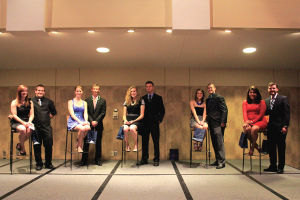 Homecoming candidates excited about nominations