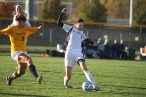 Ichabod soccer season comes to an end in MIAA tourney