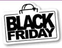 Black Friday begins before Friday