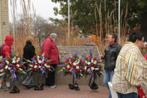 Washburn celebrates Veteran's Day