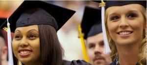 Fall 2013 graduates receive diplomas