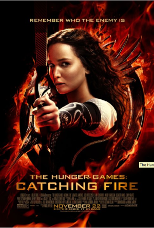 'Catching Fire' stuns audiences