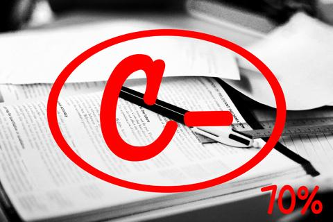 Students can check their fall semester grades on MyWashburn.