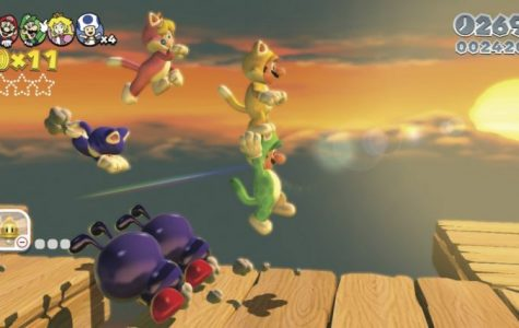 The difficulty of Super Mario 3D World also deserves a mention because while it does start off easy, the game ramps up the difficulty with each world, culminating in the hard unlockable worlds that become available in the post-game. These final worlds are no joke and often require dozens of lives to get to the goal.