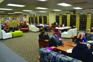 Mabee Library Open House Tour coming soon