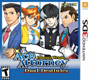Ace Attorney: Dual Destinies great addition to the series