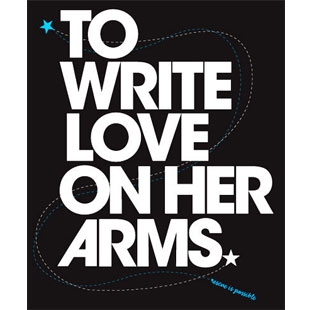 To Write Love on Her Arms is a nationwide non-profit organization with a chapter on the Washburn campus. TWLOHA brings hope for people struggling with addiction, depression, self-injury and thoughts of suicide.