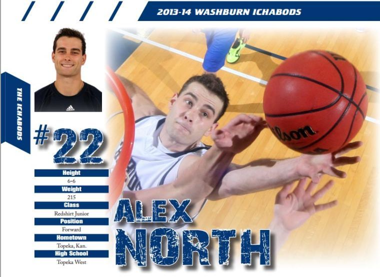 Alex Norths versatility allows him to make an impact in every game even if he isn't scoring at his normal rate of 15 points per game. After breaking his career high for rebounds in his last game against Northeastern State pulling down 20 points, he now averages 9.6 per game.
