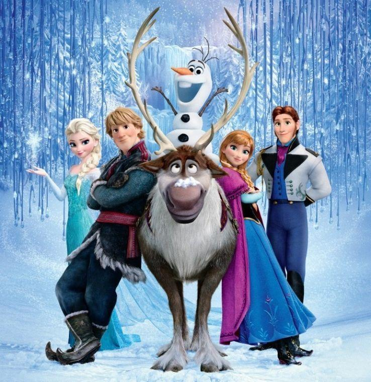 Frozen not your average Disney princess movie