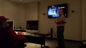 Cranston prepares film students for real world