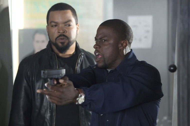 The acting in the movie between Ice cube and Kevin Hart is great and I could see that they bring out the best in each other to make the characters performance real.