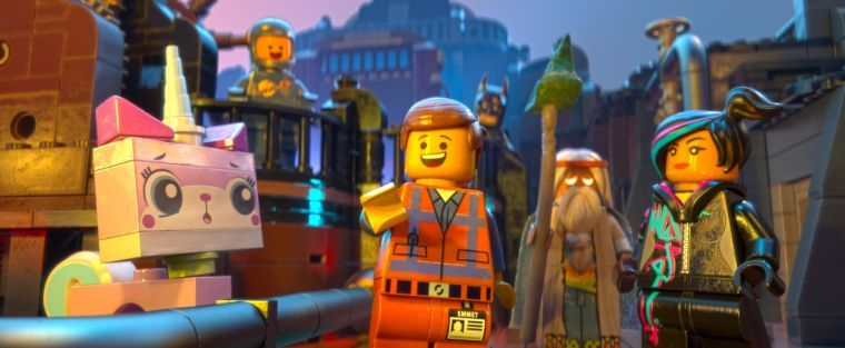Princess Unikitty, Benny the Spaceman, Emmet, Batman, Vitruvius and Wyldstyle are the main team in the LEGO Movie. Throughout their quest they learn to work together to take down the evil empire of Lord Business.