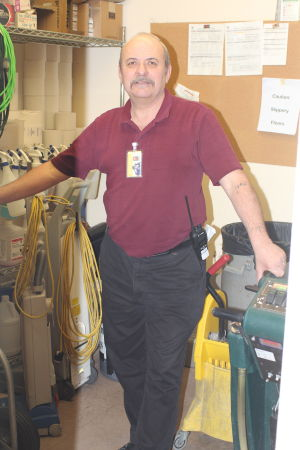 Custodian brings light to Union life
