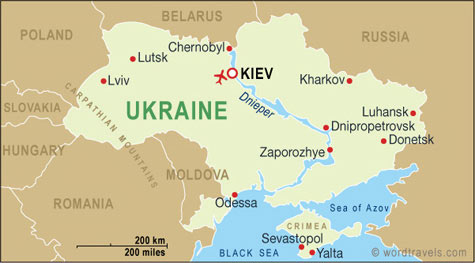 Crimea was a part of Russia but was given to the Ukraine while the two were united by the Soviet Union. Crimea is an semi-autonomous region of Ukraine and is home to a large majority of ethnically Russian Ukrainians.