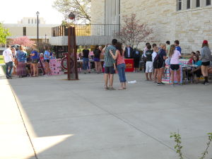 Washburn hosts annual Greek Week festivities