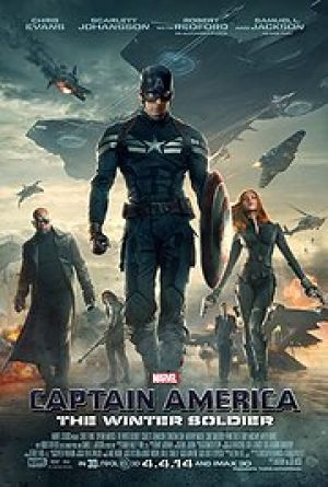 'Captain America: The Winter Soldier' rocks in theaters