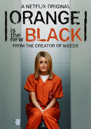 Lockdown with 'Orange is the New Black'