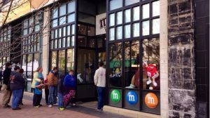 New M&M store launches in Topeka