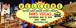 Bone Appétit fundraiser at Helping Hands Humane Society