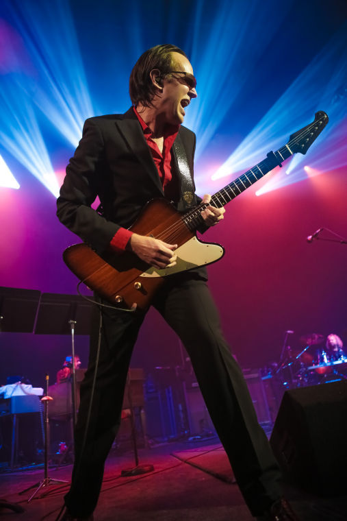 Joe Bonamassa will make his second appearance in two years at the Topeka Performing Arts Center. This year he will feature two sets: one acoustic and one electric
