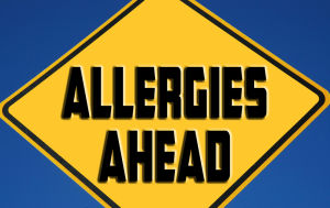 Allergies loom, ready to attack with warmer weather