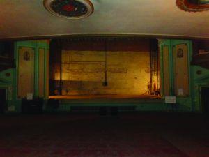 Jayhawk theatre lights up Topeka night life