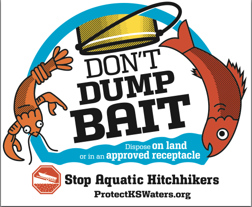 Gov.+Sam+Brownback+urges+Kansans+to+help+stop+nonnative+fish+from+entering+Kansas+waters.+Aquatic+nuisance+species+such+as+Asian+carp%2C+zebra+mussels+and+white+perch+are+threatening+waterways+all+over+Kansas.%C2%A0