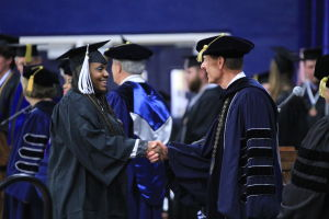 Washburn celebrates College of Arts and Sciences commencement