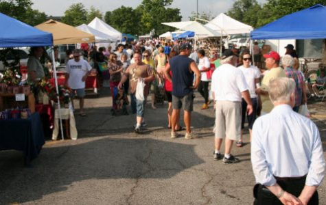 The Topeka Farmers Market has continued to grow since its opening in the 1930's.