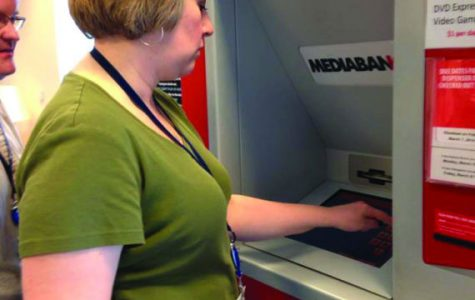 The Topeka Library now allows visitors get free DVD and video game rentals from dispensers.