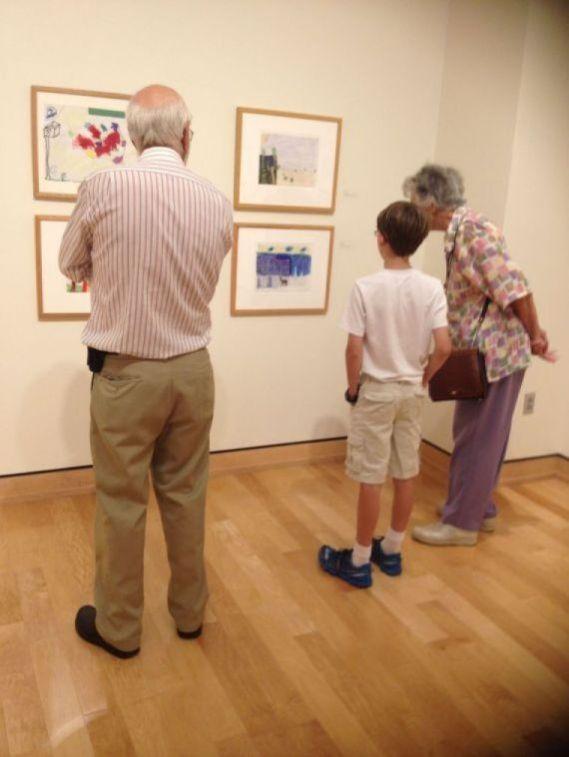 New exhibit at Mulvane Art Museum features interactive art