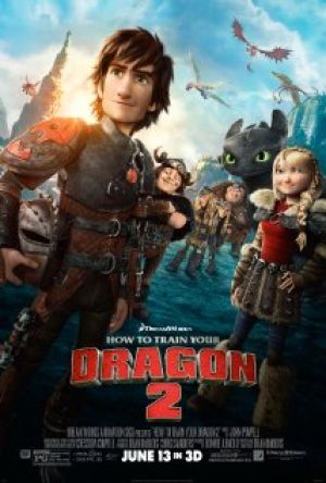 'How to Train Your Dragon 2' flies away during opening weekend
