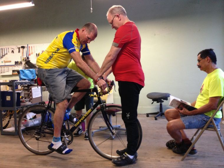 Topeka Community Cycle Project offers free bicycle commuting course