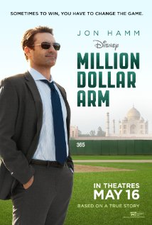 'Million Dollar Arm' throws curve ball in theaters