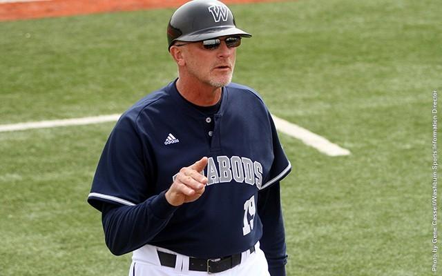 Steve+Anson+became+Washburn+baseball+head+coach+in+1980.
