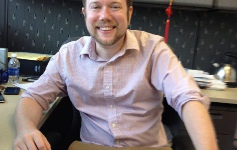 Matt Arterburn, new dean of the College of Arts and Sciences