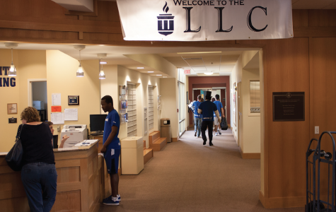 Welcome to the LLC! New Ichabods got their first taste of dorm life this week.