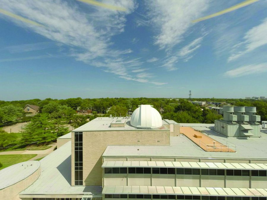 To The Stars With No Difficulty: WU's Crane Observatory offers an up close and personal view of outer space during its bi-monthly open house events. The observatory is home to one of the nation's 23 Warner & Swasey refracting telescopes that are open to the public.