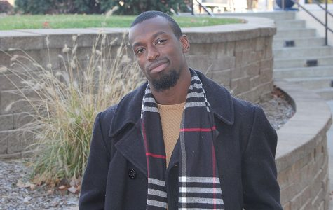 """Ideas Worth Sharing: Washburn senior Phillip """"Brail"""" Watson will be a featured speaker at the inaugral TEDxTopeka event, an independent and localized offshoot of the popular TED Talks. TEDxTopeka will take place Wednesday, Nov. 12 from 5-9 p.m. at the Topeka Civic Theater located at 3028 SW 8th Ave."""