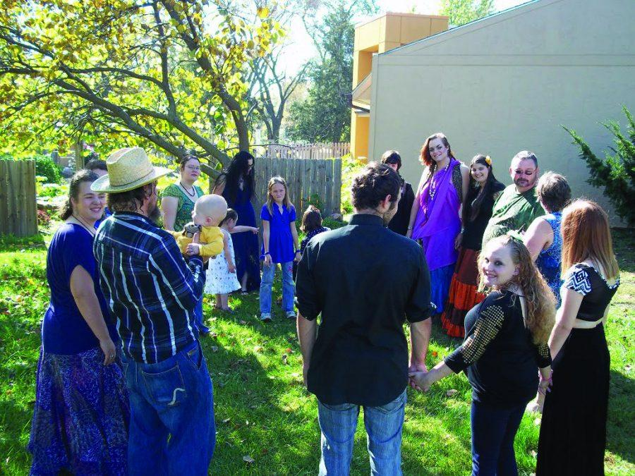 Pagan Pride Day brings rituals and various art to Topeka