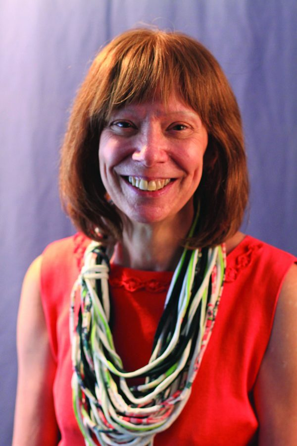 Kathy Menzie is an associate professor and chair of the mass media department at Washburn University.
