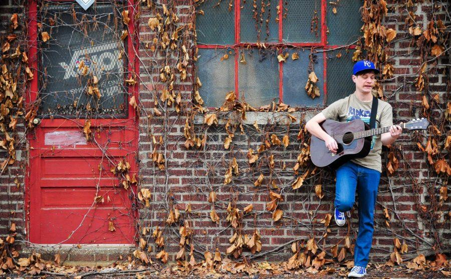 Singing is Believing: Singer-songwriter Max Fred self-released his debut EP,