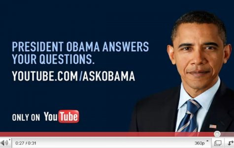 YouTube interviews President Obama