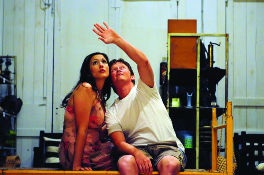 Local theater shoots for stars in alternative arts experience