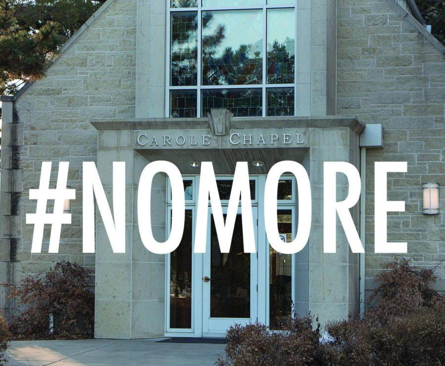 Carole+Chapel+vigil+to+address+safety+issues%2C+honor+victims+of+sexual+abuse