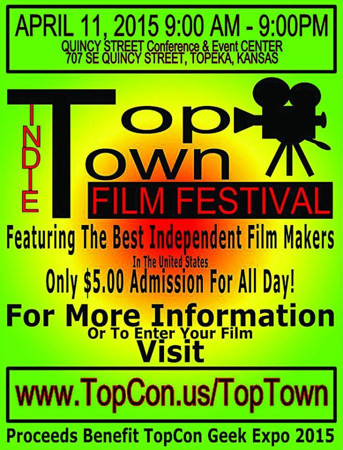 Top Town film festival to showcase local, indie filmmakers